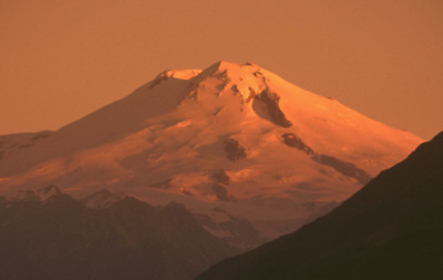 Elbrus from East,